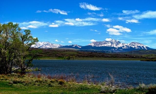 Lake and Views
