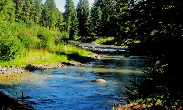 1500 Acres with Navajo River