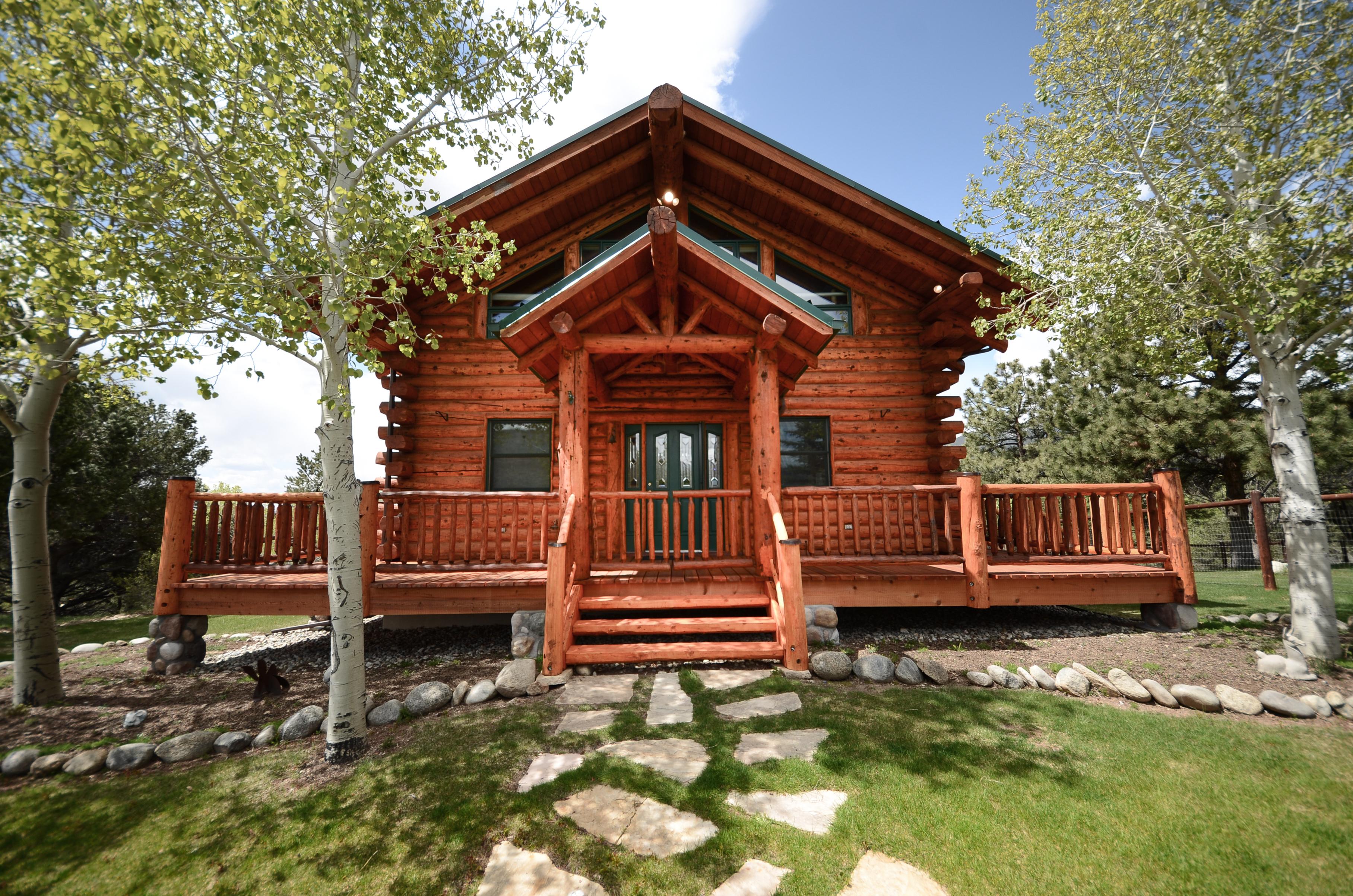 Collegiate Peaks Scenic Ranch