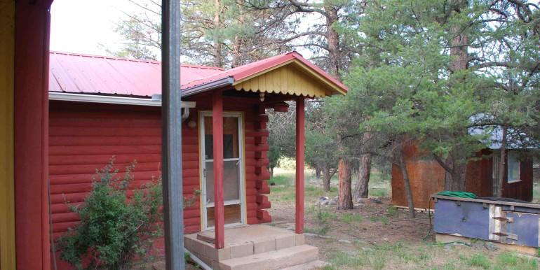 Cabin east side