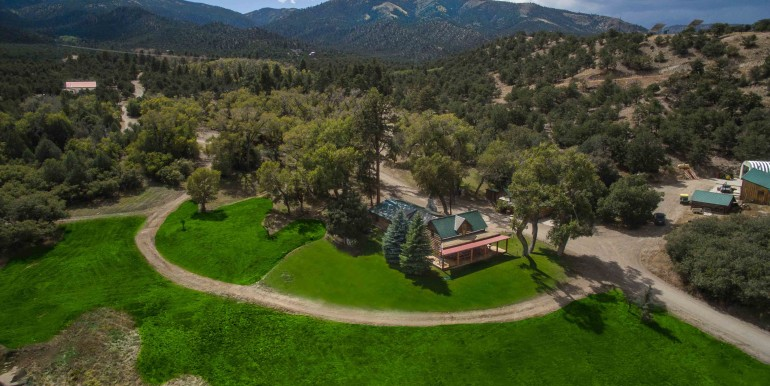 Historic Homestead Ranch Aerial-5