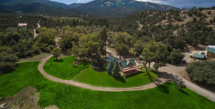 160 Acre Historic Homestead Ranch