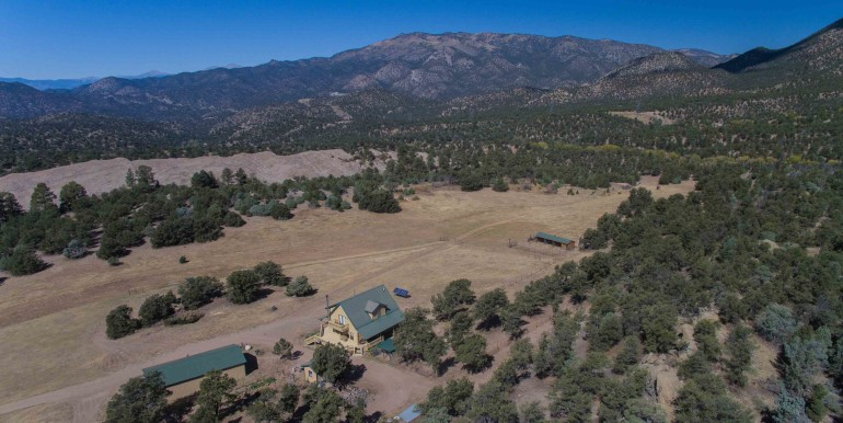 Howard Ranch Aerial-1
