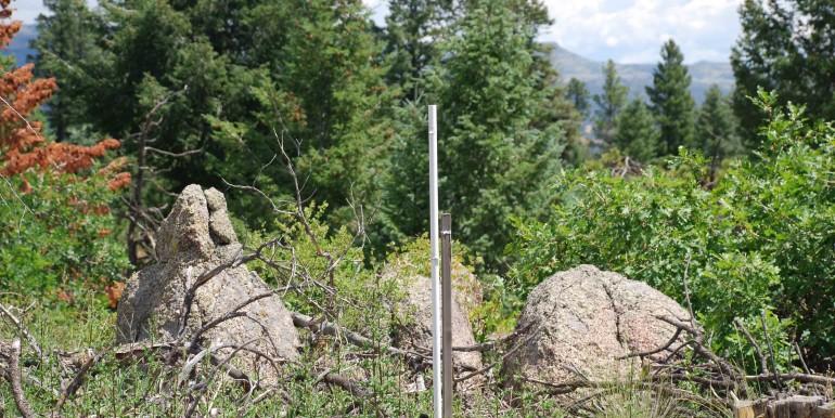 Lot 4 Corner stake