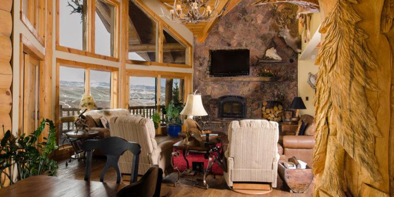 Dubois Residence - Interior-1